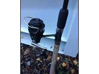Garboliner Fishing Rod