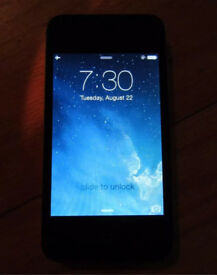 iPhone 4S Black (Unlocked)