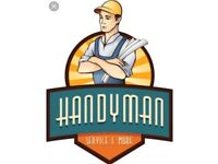 Handyman and house clearance services
