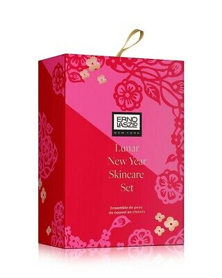 Erno Laszlo Lunar New Year Skincare Set Limited Edition 13 Piece Set Gift Box - New Year Gift