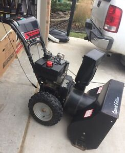 """Murray Snow King 27"""" Special Edition Snowblower MUST SELL!"""