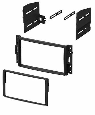 Double Din Kit for GM Chevy 2005-2006 GM Chevy Radio Installation Trim CD