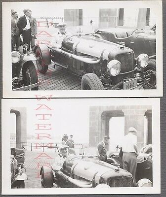 Vintage Photos 1930s B Ford Fergus Sports Car Special 769153