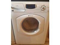 Hotpoint Ultima 5kg 1600 spin washing machine