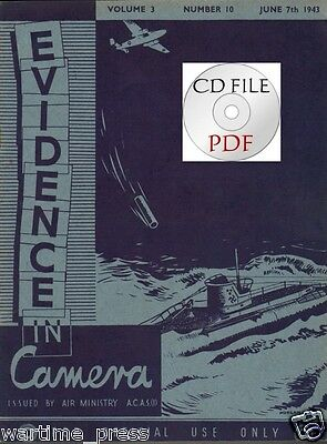 CD File 4 Issues Evidence in Camera1943 Vol III Swinemunde Sorpe Dam Naples WW2