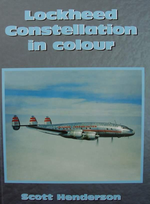 BOEK/LIVRE : Lockheed Constellation In Colour