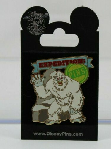 Disney WDW Expedition: PINS  Gift Pin  Farewell Everest YETI