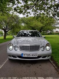 MERCEDES BENZ 320 CDI 2005 - ELEGANCE - FULL LEATHER - NEW SERVICE