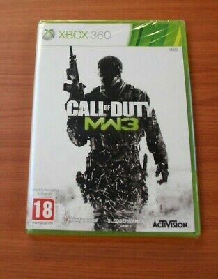 jeu xbox 360 Call Of Duty Modern Warfare 3 vf neuf blister