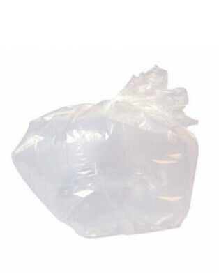 Clear LDPE refuse Sacks Pack Of 200
