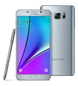 Samsung Galaxy Note 5 32GB UNLOCKED ( including Freedom / Chatr ) MINT /w case, screen protector, fast charger $325 FIRM