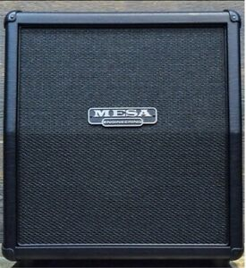 Mesa slant cab 1x12 mint comes with cover