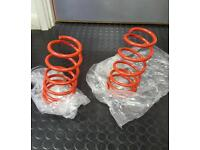 Vauxhall corsa B venom 40mm lowering springs