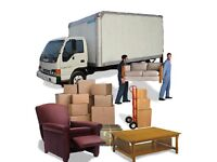 RELIABLE 24/7 MAN AND VAN HOUSE OFFICE STUDENTS REMOVALS TRANSIT AND LUTON VAN HIRE