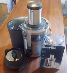Breville ikon BJE520 Froojie Juice Fountain Reservoir Darebin Area Preview