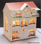 Miniature DIY Dollhouse