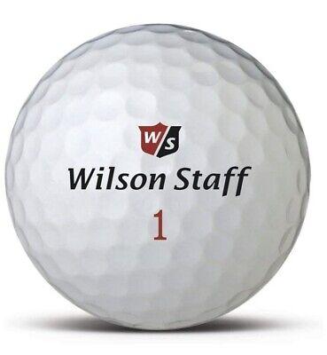 42 BOLAS DE GOLF WILSON STAFF  DX3-U ## GRADO B ##