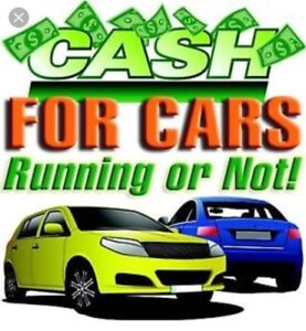 CASH FOR CARS, call us at 6478718383