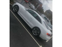 Audi A5 TFSI S Line Top Spec - Low miles , Hpi clear .. not a3 a4 a6 a7 s3 s5 golf gtd gti
