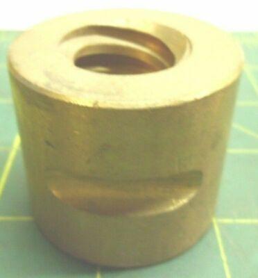 Acme Thread Nut Rh Bronze 1-4 2 Lead 50396