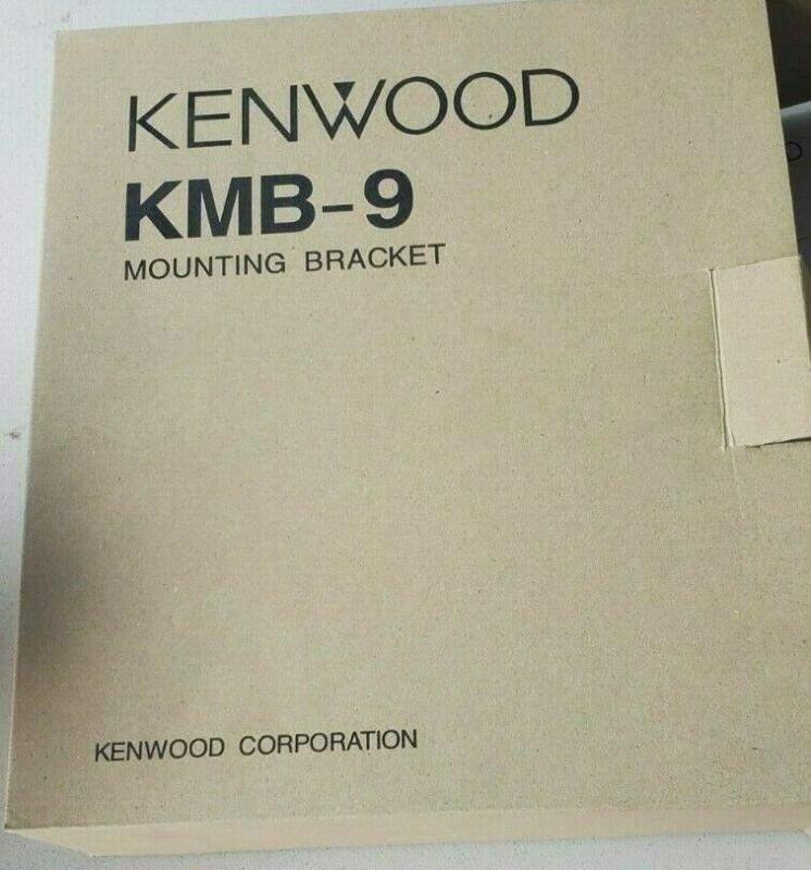 Kenwood KMB-9 High Power Mounting Bracket Kit - TK690H TK790H TK890H
