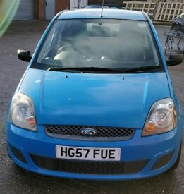 Small van Ford FIESTA