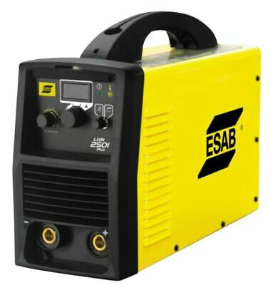 Welder Esab Lhn 250i Plus Tig Welding Inverter Argon Arc Mma Professional