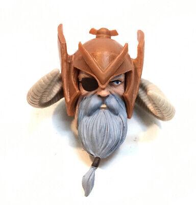 Marvel Legends ODIN / ALLFATHER BAF HEAD Part Build A Figure Thor Ragnarok