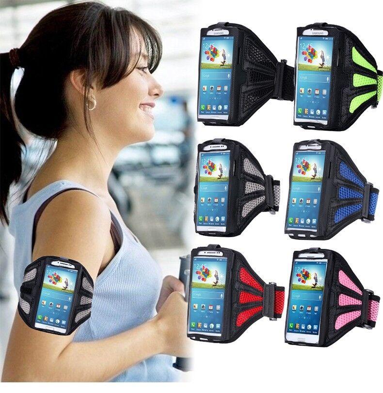 Sport Armband für iPhone 5 / 6 / 7 / 8 / X Handy Tasche Schutz Hülle Fitness
