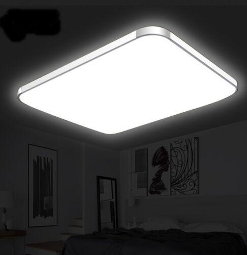 LED Deckenleuchte Deckenlampe 12W 72W Wohnzimmer Badleuchte Dimmbar Kchen Lampe