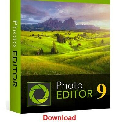 Photo Editor Latest 2020 Full Version Photo Editing Software - Instant Download