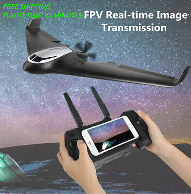 BEST rc plane FPV RTF GPS remote control glider with camera WIFI Brushless