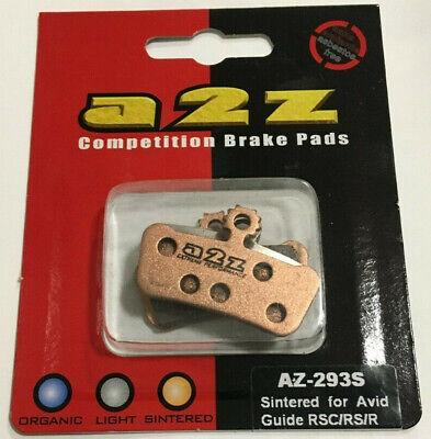 4X DISC BRAKE PADS FOR HAYES GX-2//MX-2//KX-3 MESH SOLE HYD JAK-5 MTB BICYCLE