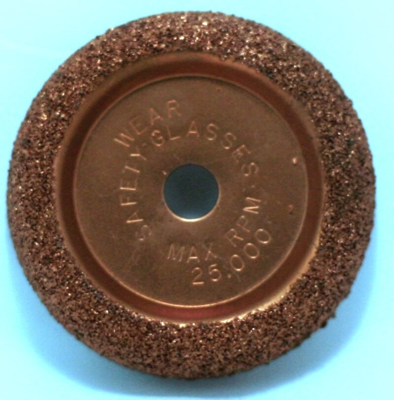 Tire Patch Buffing Wheel 2 1 2 Quot 3 8 Quot Arbor Hole Buffer