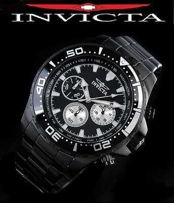 INVICTA MEN'S PRO DRIVER CHRONOGRAPH TACHYMETER HOT WATCH 12919