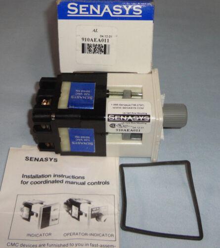 Senasys 910AEA011 Operator Selector Switch NEW