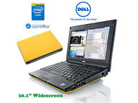 "Can Deliver Unique Yellow Dell Laptop - 10.1"" Screen - Nice and light weight - Very fast - Like New"