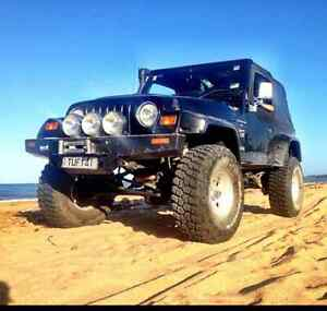 Jeep TJ Wrangler Kirwan Townsville Surrounds Preview