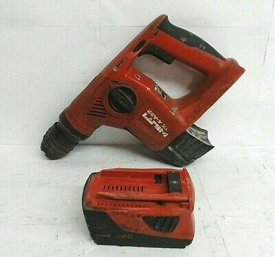 Ri3 Hilti Te 4-a22 - Rotary Hammer Drill - With Battery