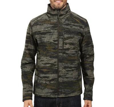 The North Face Apex Bionic 2 II Jacket Glamo Camo Hi-Performance Fleece -