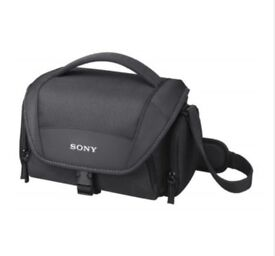 Sony Soft Carrying Bag LCS-U21/ New