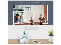 Wireless HD Infrared Smart Baby Monitor - Security Camera - CCTV - Use With iPhone Tablet & More