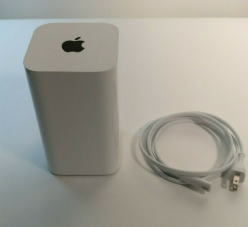 Apple AirPort Extreme Base Station 6th Gen Dual 802.11ac Wifi Router A1521