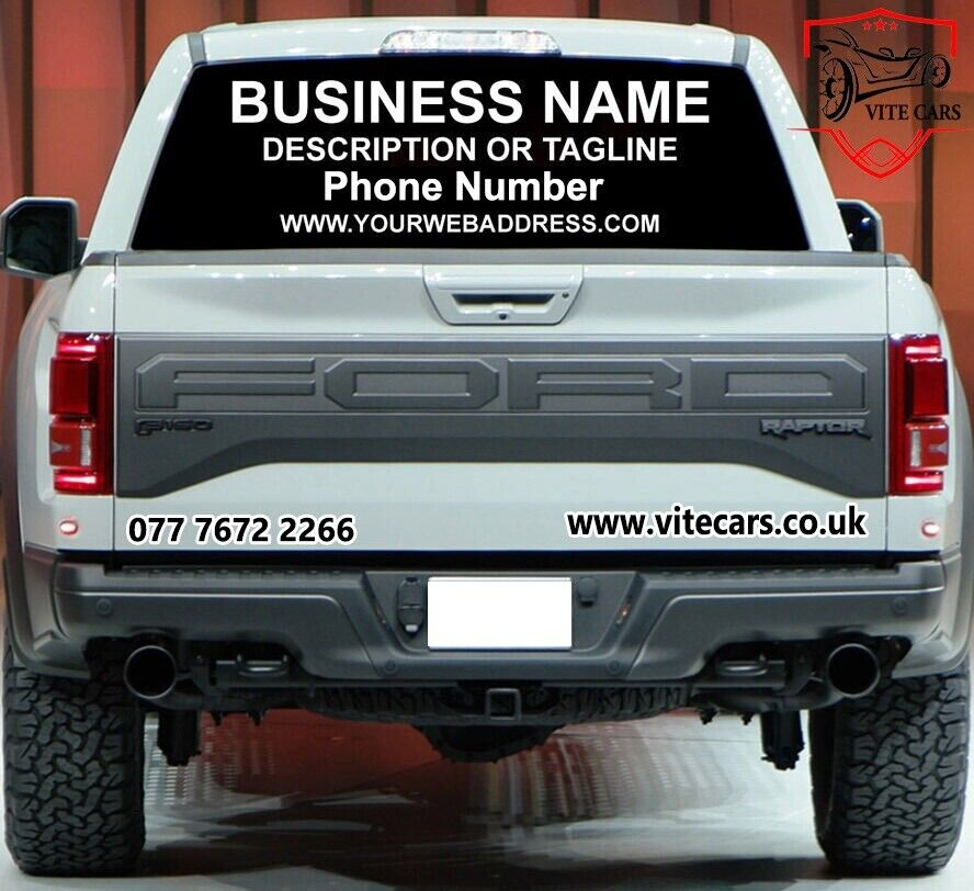 Vehicle Custom Decals and Customization on Lower Rates | in