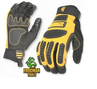 Dewalt Dpg780 Performance Mechanics Work Gloves Free Shipping