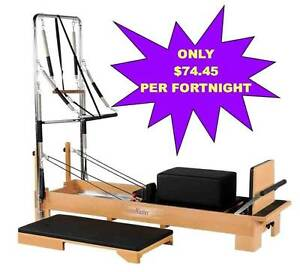 PILATES WORLD   HALF TRAPEZE   HIRE TO BUY   NO INTREST PLANS Toowoomba Toowoomba City Preview