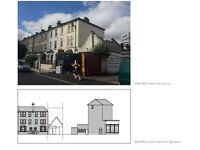 DEVELOPMENT , GARAGE WITH PLANNING PERMISSION FOR SALE , SHEPHERDS BUSH W12 , GARAGE AND GARDENS