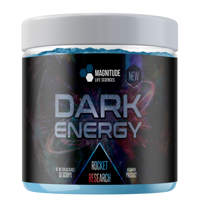 Dark Energy Pre-Workout Magnitude Life Sciences Pick From 6 Flavors