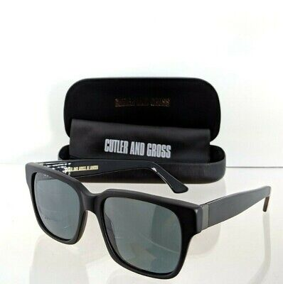 Brand New Authentic CUTLER AND GROSS OF LONDON Sunglasses M : 1205 C : MB (Brand Of Sunglasses)