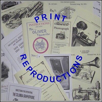 Print Reproductions